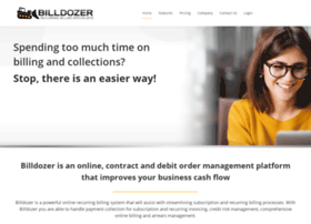 billdozer.com
