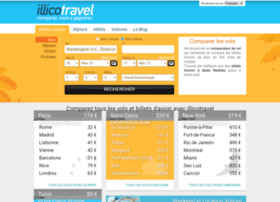 billet-avion.illicotravel.com