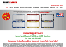 billetframes.com