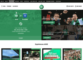 billetterie.asse.fr