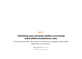 billfrovichelectric.com