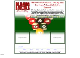 billiardsandbarstools.net