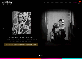 billieholiday.com