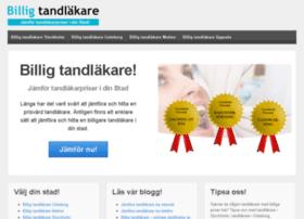 billig-tandlakare.se