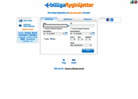 billigaflygbiljetter.se