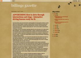 billingegazette.blogspot.in