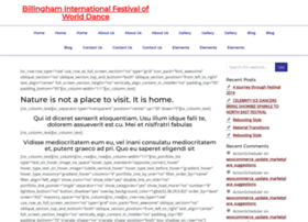 billinghamfestival.co.uk