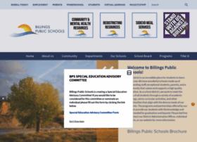 billingsschools.org
