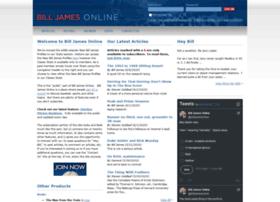 billjamesonline.net