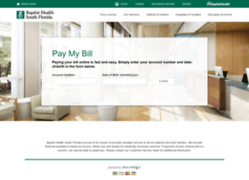 billpay.baptisthealth.net