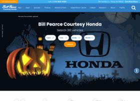 billpearcehonda.com