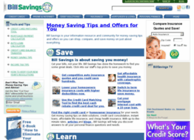 billsavings.com