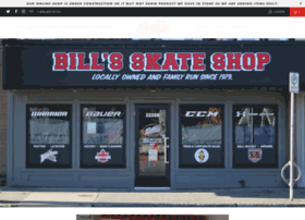 billsskateshop.com