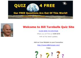 billturnbull.quiz4free.com