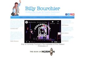 billybourchier.com