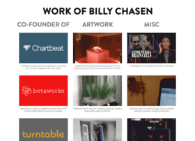billychasen.com