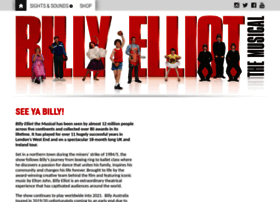 billyelliotthemusical.com