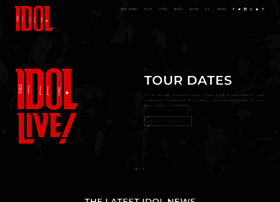 billyidol.net