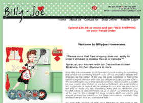 billyjoe.com