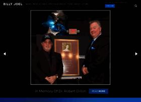 billyjoel.com
