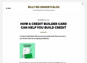 billyreisinger.com