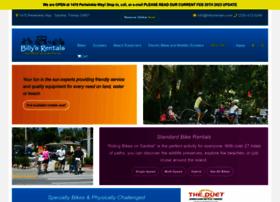 billysrentals.com