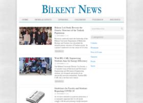 bilnews.bilkent.edu.tr
