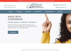 biltmorecommonsdental.com