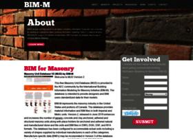 bimformasonry.org