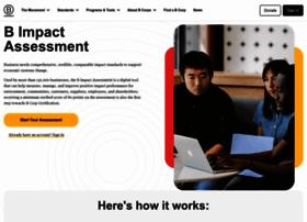 bimpactassessment.net