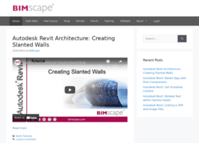 bimscape.com