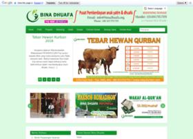 binadhuafa.org