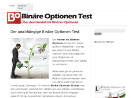 binaereoptionentest.com