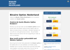 binaireoptieshandelen.nl