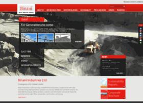 binaniindustries.com
