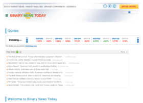 binarynewstoday.com