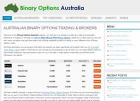 binaryoptionsaustralia.com.au