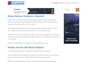 binaryoptionsbluebook.com