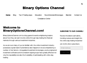 binaryoptionschannel.com