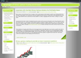 binarystockoptions.edublogs.org