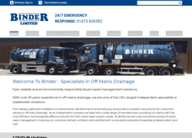 binder.co.uk