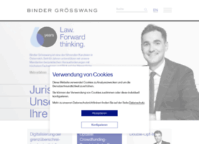 bindergroesswang.at