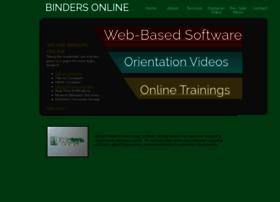 bindersonline.com