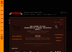 bindingofisaacrebirth.gamepedia.com