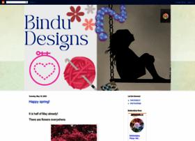bindudesigns.blogspot.ca
