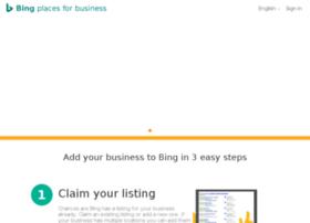 bingbusinessportal.com