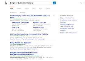 binglocalbusinessdirectory.com