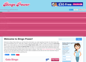 bingopower.co.uk
