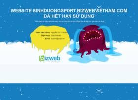 binhduongsport.bizwebvietnam.com