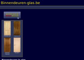 binnendeuren-glas.be